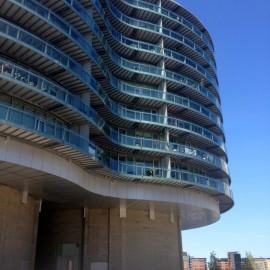 Gemini Residence, Copenhagen, Denmark. MVRDV/JJW Arkitekter