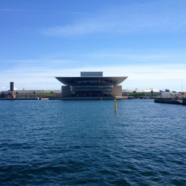 The Opera House, Copenhagen, Denmark. Henning Larsen Architects