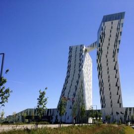 Bella Sky Comwell, Copenhagen, Denmark. 3xN Architects