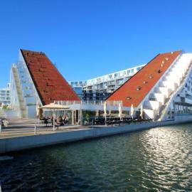 8-Tallet, Copenhagen, Denmark. BIG